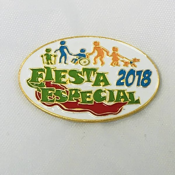 #23A disABILITYsa - Fiesta Especial Pin -2018