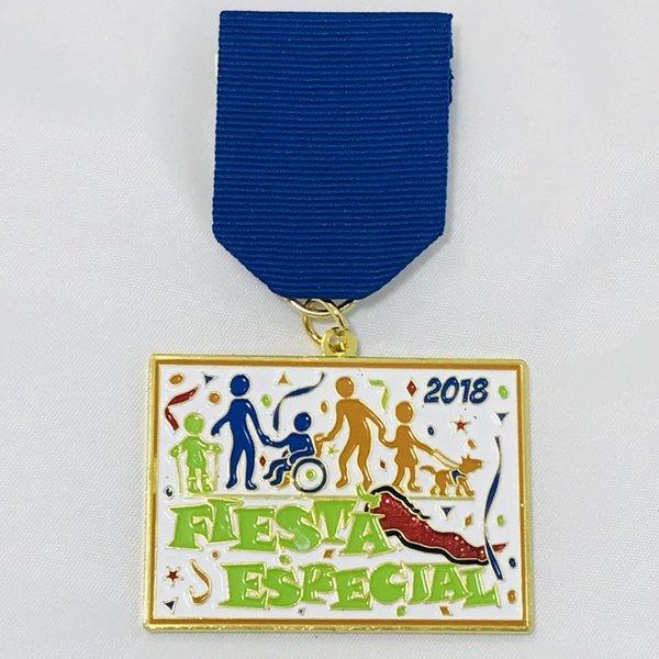 #23B disABILITYsa- Fiesta Especial Medal- 2018