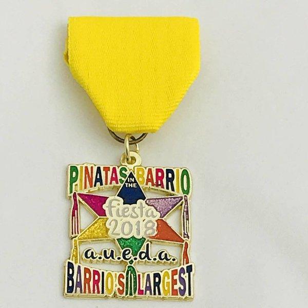 #48 A.U.E.D.A. Piñatas in The Barrio-2018