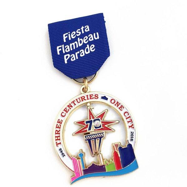 #27 Fiesta Flambeau Parade 2018