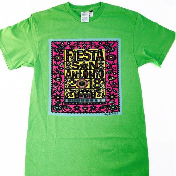 2018 Adult Poster Tee Shirt