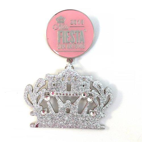2018 Miss Fiesta Medal