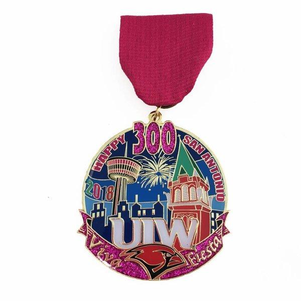 #28 U.I.W. Official University Medal-2018