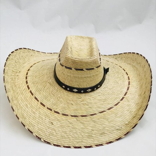 Tan Sun Blocker Hat