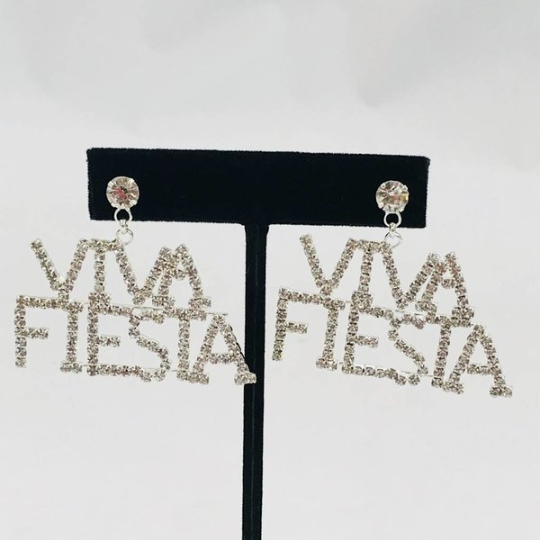 Viva Fiesta Chandalier Earring