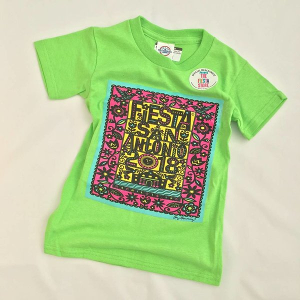 2018 Youth Poster Tee Shirt