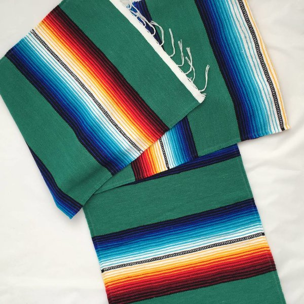 Sarape Table Runner