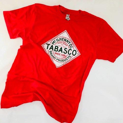 Tabasco Distressed Tee-Unisex