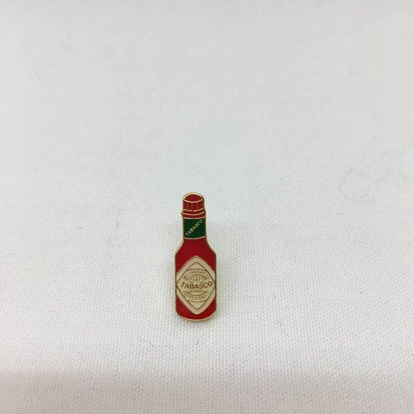 Tabasco Lapel Pin