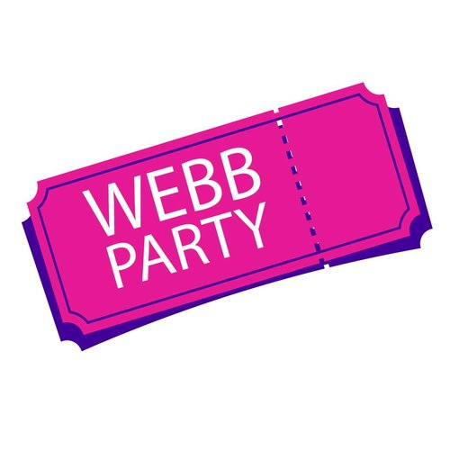 WEBB Party Ticket