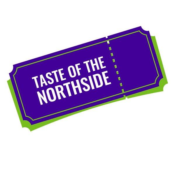 Taste of the Northside Ticket