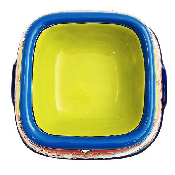 Talavera Print Pet Bowl