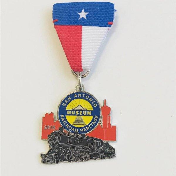 #70 San Antonio Railroad Heritage Musuem -2018