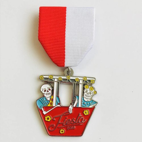 #73A-S.A.Flavor - The Hudson Family Medal -2018