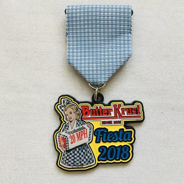 #85 ButterKrust- Safety Sally Medal 2018