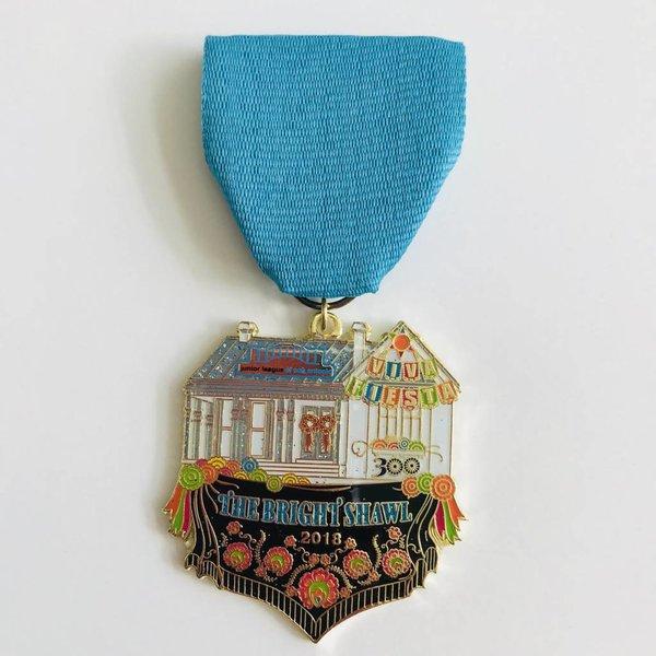 #93 Junior League of San Antonio Medal -2018