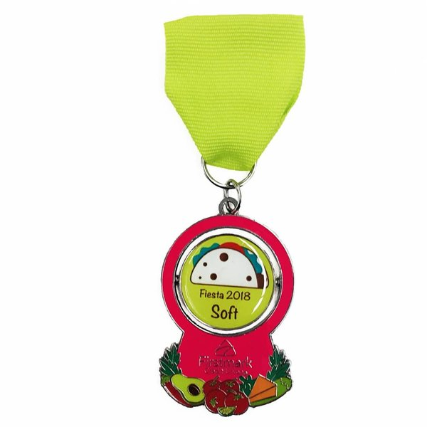 #87 FIRSTMARK CREDIT UNION Medal - 2018