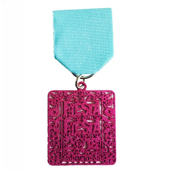 2018 Fiesta Fiesta Medal