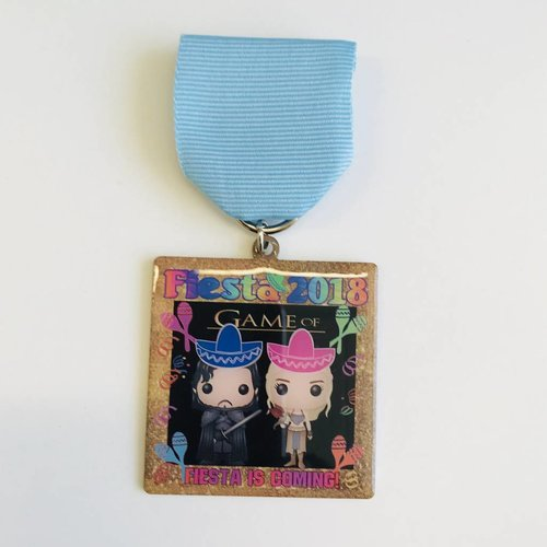 #100 Overflow Medal - 2018