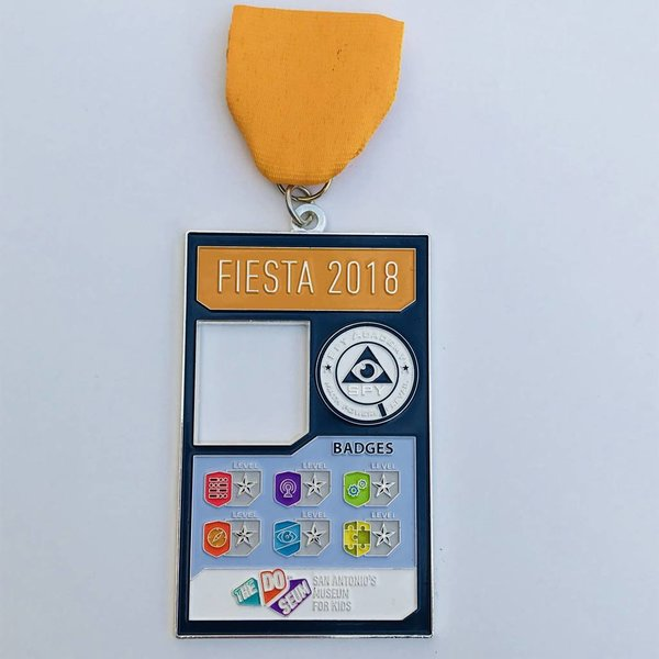 #105 The Doseum Medal- 2018