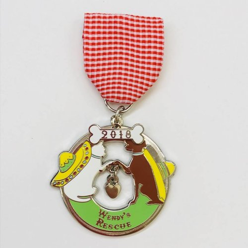 #106 Wendy's Rescue Medal -2018