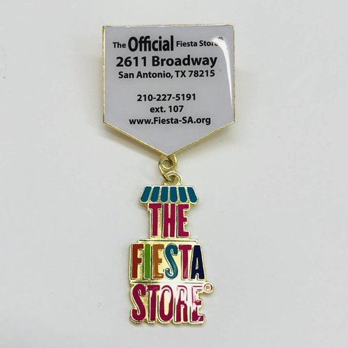 The Fiesta Store Medal
