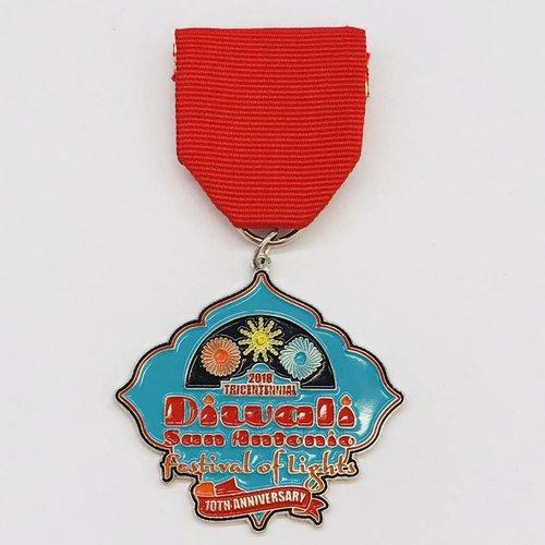 #108 Anuja S.A. - Diwali S.A. Medal- 2018