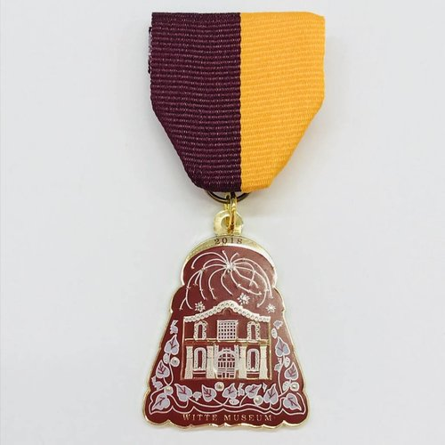 #109B - The Witte Museum Medal -2018
