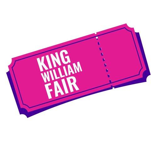 King William Fair Ticket