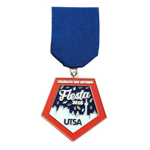 #118 UTSA Medal - 2018