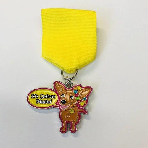 """#52-A-1 S.A. Flavor """"Yo Quiero Fiesta"""" Medal-2018"""