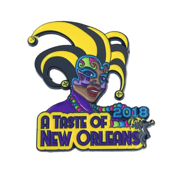 #62A Saza- A Taste of New Orleans- PIN-2018