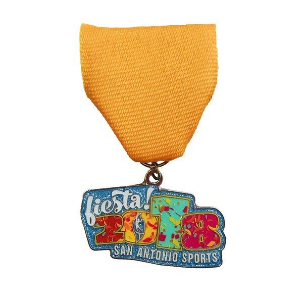 #76 San Antonio Sports Medal -2018