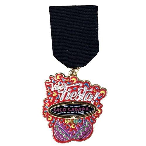 #119 B- Taco Cabana Viva Fiesta Medal - 2018