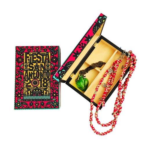 Custom Poster Jewelry/Keepsake Box