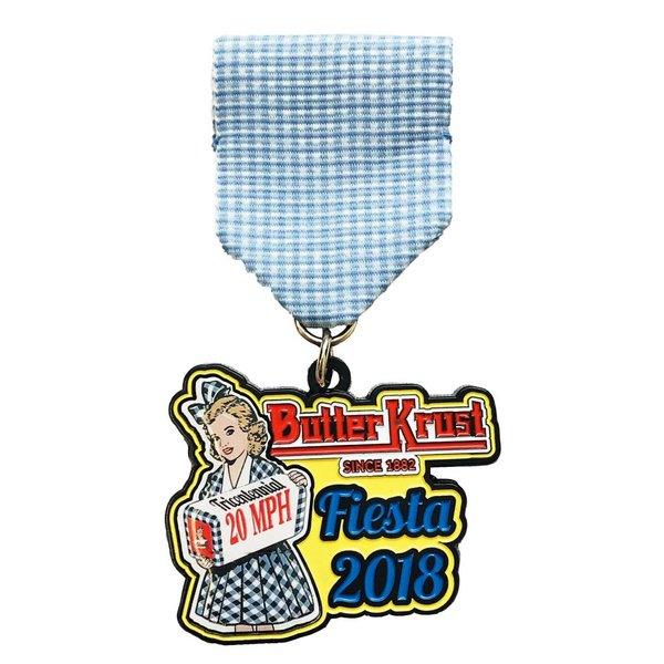 #85 ButterKrust- Safety Sally Medal 2018
