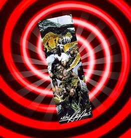 Neal Adams Bar - Jungle Man vs Man Warriors