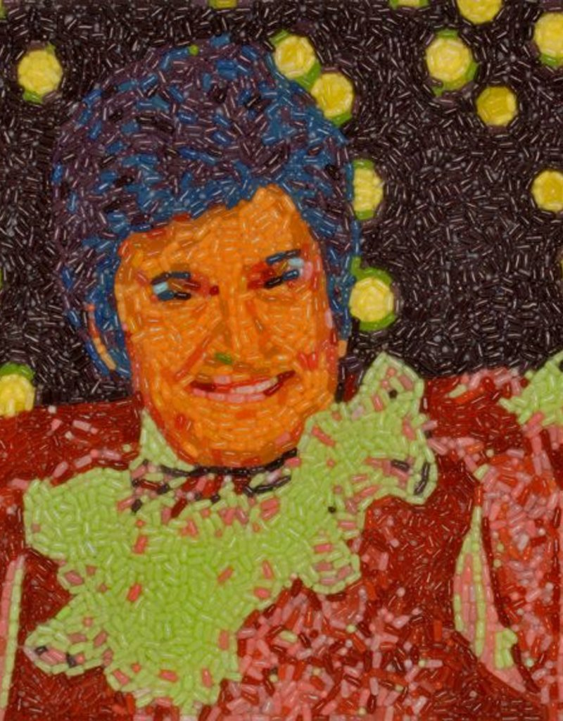 Candylebrity Artwork - Behind the Candelabra