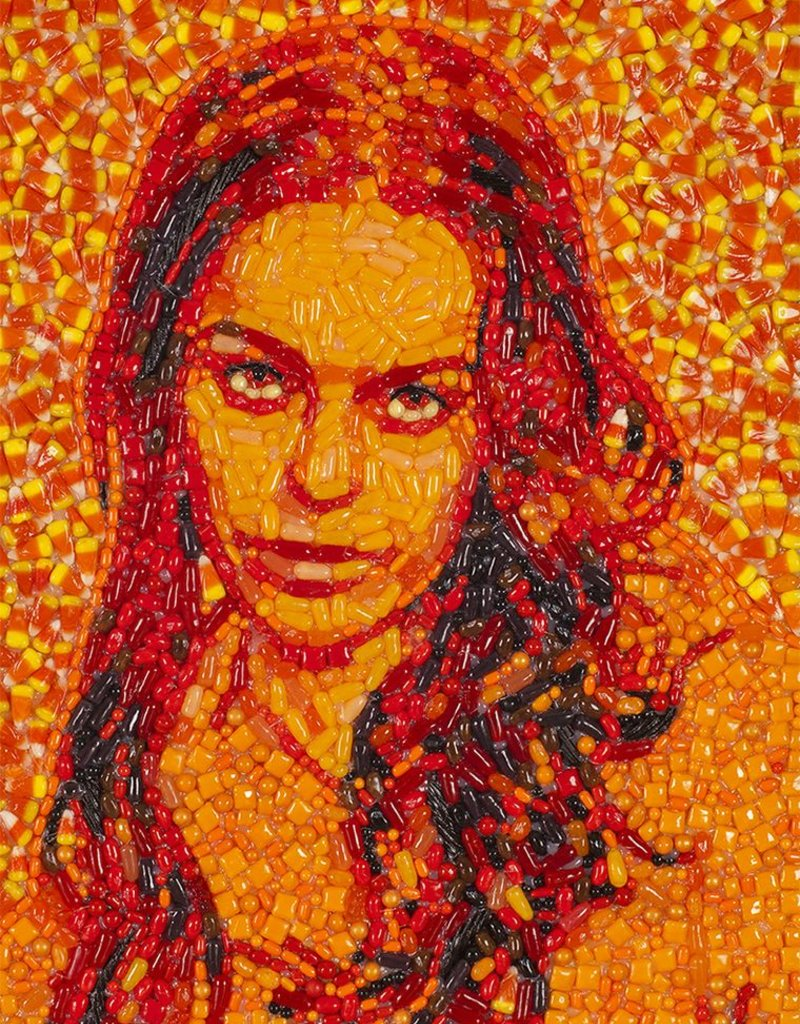 Candylebrity Artwork (18x24) - Pennsatucky