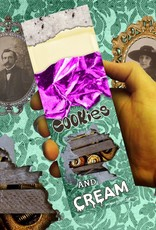 Cookies & Cream Chocolate Bar