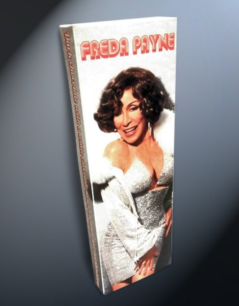 Freda Payne Dark Chocolate Swirl Bar