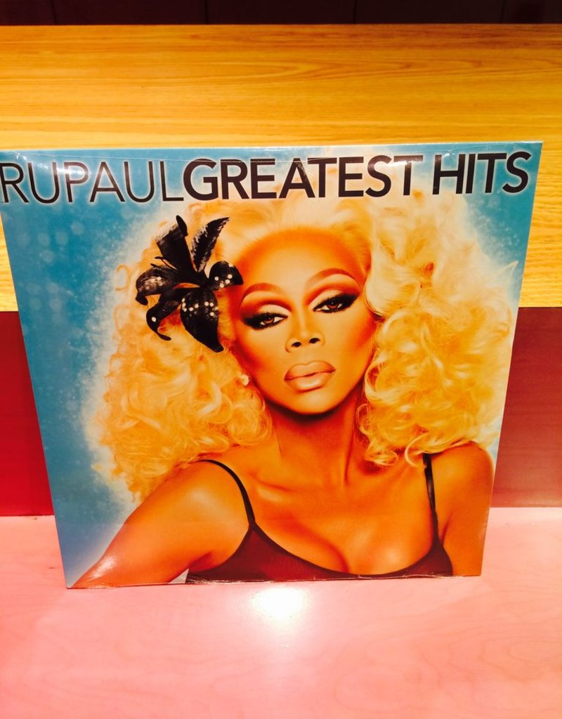 RuPaul Greatest Hits Vinyl