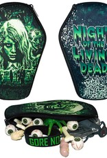 Night Of The Living Dead Coffin Pouch Bag