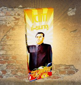 Kim Il-sung Chocolate Bar