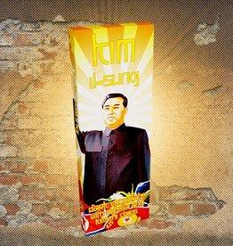 Kim Il-sung Chocolate Bar