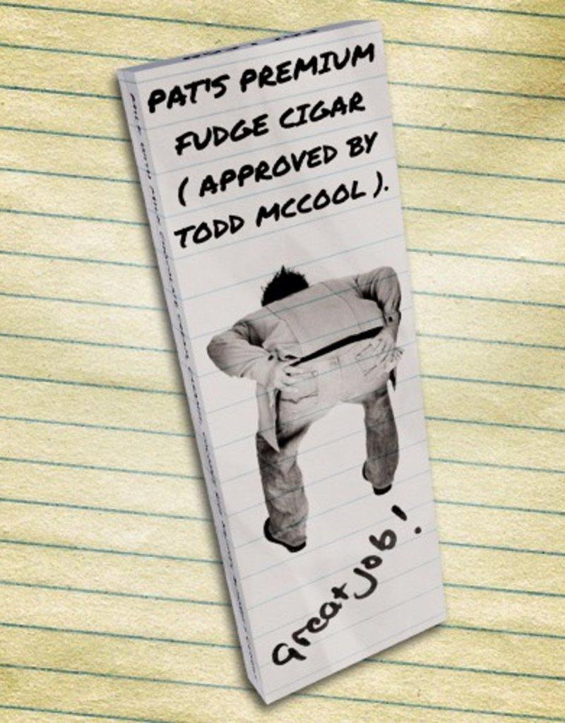 Pat Leon Premium Fudge Cigar Bar