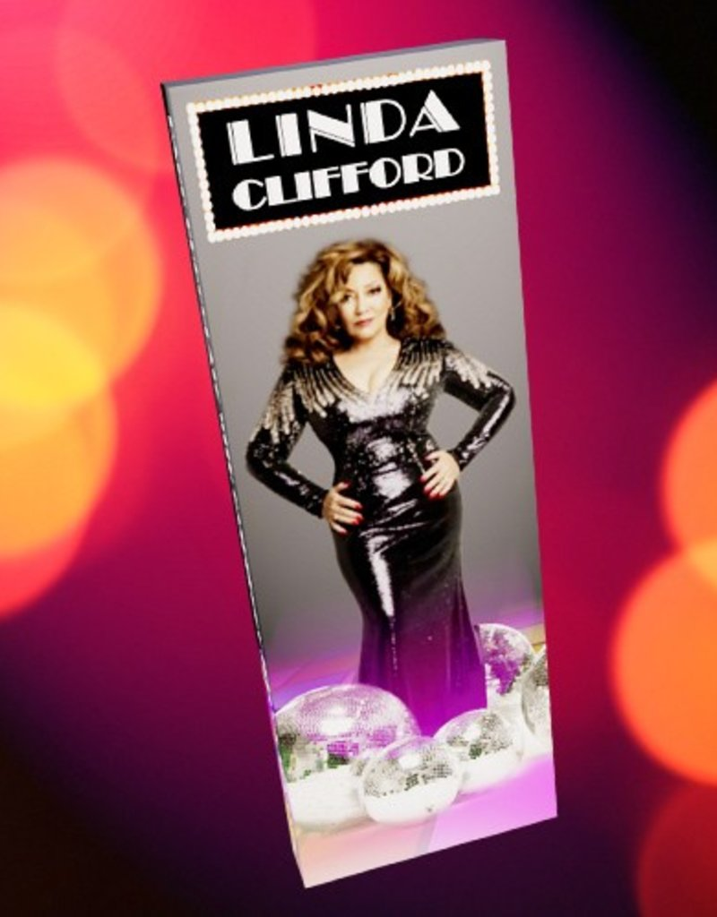 Linda Clifford Dark Chocolate Bar
