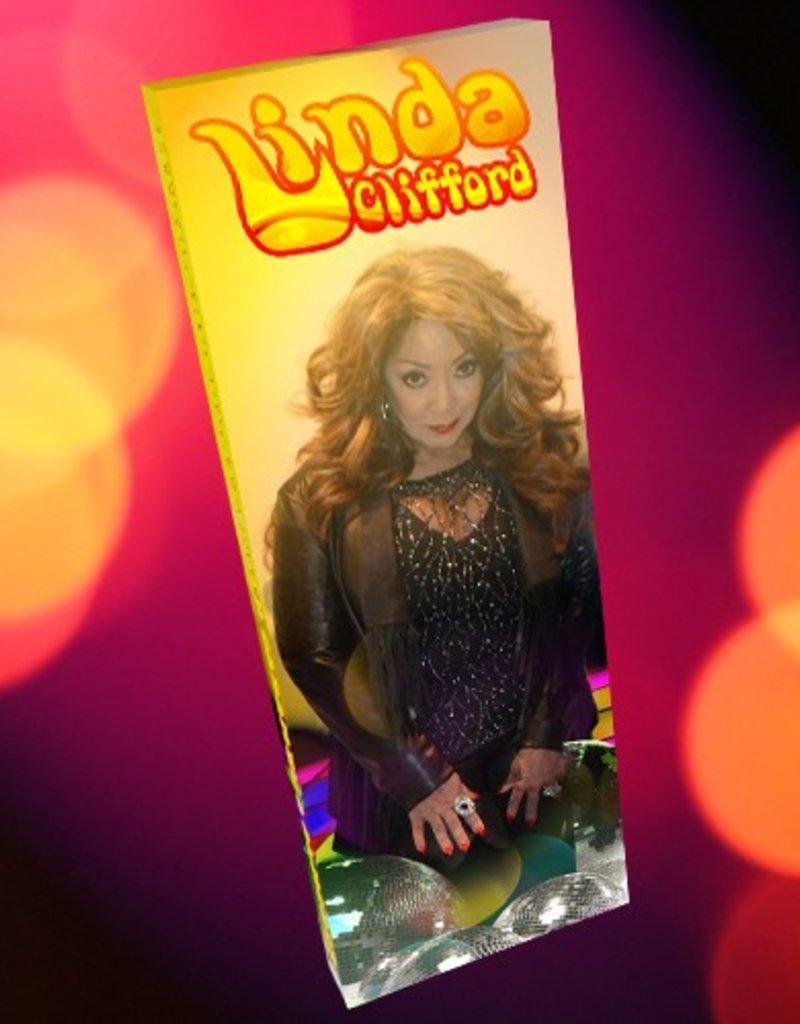 Linda Clifford Milk Chocolate Bar