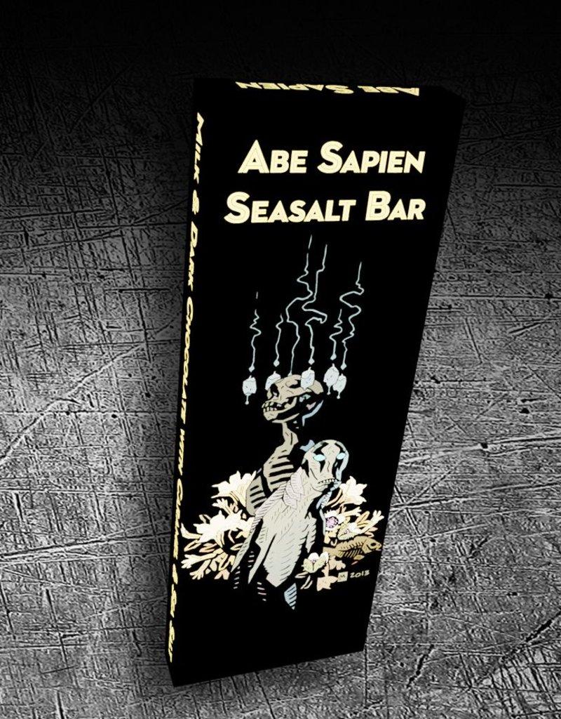 Hellboy - Abe Sapien Milk & Dark Chocolate Bar