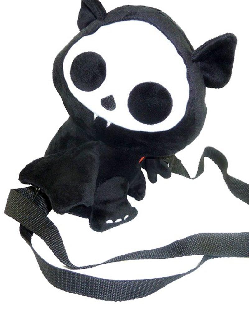 Skelanimals - Diego Plush Crossbody Backpack